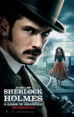 Постеры: Фильм - Шерлок Холмс: Игра теней - фото 3