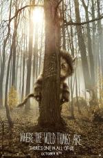 Фильм Там, где живут чудовища - Постеры