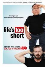 Серіал Життя таке коротке - Постери