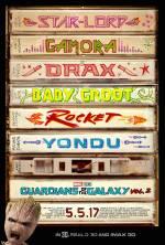 Постеры: Фильм - Стражи Галактики 2 - фото 26