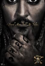 Постеры: Фильм - Пираты Карибского моря: Месть Салазара - фото 13