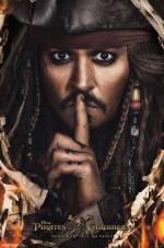 Постеры: Фильм - Пираты Карибского моря: Месть Салазара - фото 14