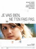 Постеры: Фильм - Я в порядке, не переживай. Постер №1