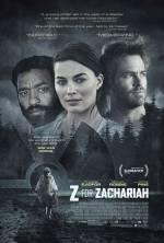 Постери: Кріс Пайн у фільмі: «Z - означає Захарія»