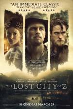 Фильм Затерянный город Z