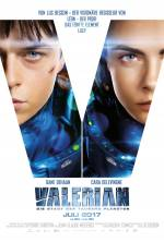 Постеры: Фильм - Валериан и город тысячи планет - фото 3