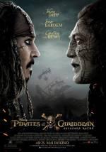Постеры: Джонни Депп в фильме: «Пираты Карибского моря: Месть Салазара»