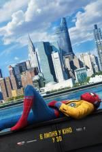 Постеры: Фильм - Человек-паук: Возвращение домой - фото 2