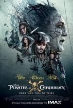 Постеры: Фильм - Пираты Карибского моря: Месть Салазара - фото 28