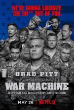 Постери: Тофер Грейс у фільмі: «Машина війни»