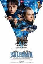 Постеры: Фильм - Валериан и город тысячи планет - фото 14
