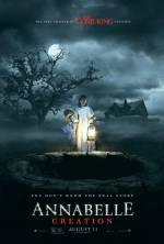 Постеры: Фильм - Аннабель: Создание - фото 2