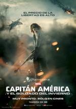 Постеры: Фильм - Первый мститель. Другая война - фото 6