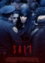 Постери: Анджеліна Джолі у фільмі: «Солт»
