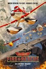 Постеры: Фильм - Самолеты: Спасательный отряд - фото 2