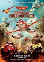 Постеры: Фильм - Самолеты: Спасательный отряд - фото 3