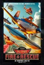 Постеры: Фильм - Самолеты: Спасательный отряд - фото 4
