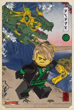 Постеры: Фильм - Lego. Ниндзяго Фильм - фото 23