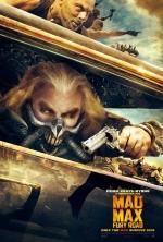 Постеры: Фильм - Безумный Макс: Дорога ярости - фото 5