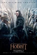 Постеры: Фильм - Хоббит: Битва пяти воинств - фото 38