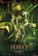 Постеры: Фильм - Хоббит: Битва пяти воинств - фото 40