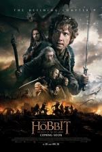 Постеры: Фильм - Хоббит: Битва пяти воинств - фото 22