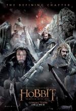 Постеры: Фильм - Хоббит: Битва пяти воинств - фото 28