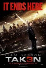 Постеры: Фильм - Заложница 3