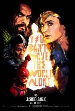 Постеры: Фильм - Лига справедливости - фото 49