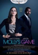 Постери: Ідріс Ельба у фільмі: «Гра Моллі»