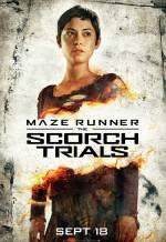 Постери: Роза Салазар у фільмі: «Той, що біжить лабіринтом: Випробування вогнем»