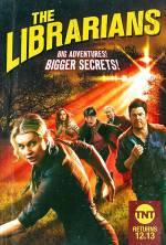 Постери: Ребекка Ромейн у фільмі: «Бібліотекарі»