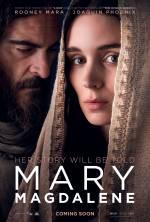 Постери: Руні Мара у фільмі: «Марія Магдалина»
