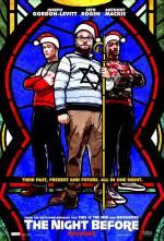 Постери: Джозеф Гордон-Левітт у фільмі: «Ніч перед похміллям»
