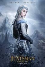 Постери: Емілі Блант у фільмі: «Мисливець і Снігова королева»