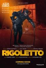 Фильм Лондонская королевская опера в кино: Риголетто - Постеры