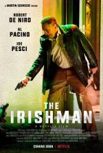 Постери: Роберт Де Ніро у фільмі: «Ірландець»