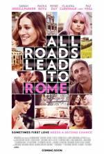 Постери: Сара Джессіка Паркер у фільмі: «Усі дороги ведуть до Риму»
