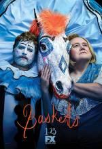 Постери: Зак Ґаліфіанакіс у фільмі: «Баскетс»