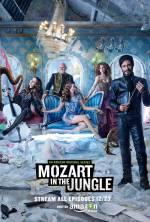 Постери: Саффрон Берроуз у фільмі: «Моцарт в джунглях»