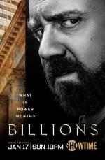 Постеры: Сериал - Миллиарды - фото 6