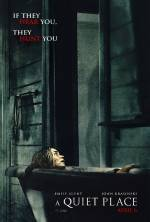 Постери: Емілі Блант у фільмі: «Тихе місце»