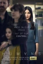 Серіал Люди - Постери