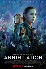 Постеры: Фильм - Аннигиляция - фото 2