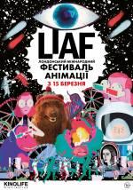 Фильм Лондонский международный анимационный фестиваль LIAF - Постеры