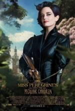 Постери: Єва Ґрін у фільмі: «Дім дивних дітей Міс Сапсан»