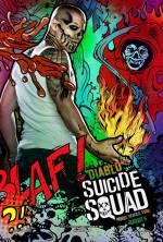 Постеры: Фильм - Отряд самоубийц - фото 11