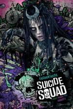 Постери: Кара Делевінь у фільмі: «Загін самогубців»