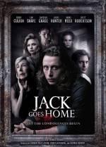 Постеры: Бритт Робертсон в фильме: «Джек отправляется домой»