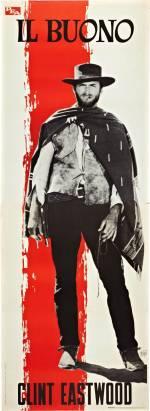 Постери: Клінт Іствуд у фільмі: «Хороший, поганий, злий»